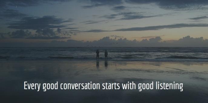 Good listening | Natalie Smithson